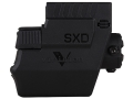 Product detail of Viridian 5mW Green Laser Sight Springfield XD and XDm (Not Sub-Compact) Matte Includes Kydex Holster
