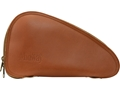MidwayUSA Deluxe Leather Pistol Case