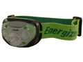 Energizer Vision HD+ Headlamp White and Red LED with 3 AAA Batteries