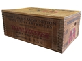 "Winchester AA Ammunition 50th Anniversary Light Target 12 Gauge 2-3/4"" 1-1/8 oz #8 Shot Case of 250 (10 Boxes of 25) in Wood Box"