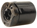 Howell&#39;s Old West Semi Drop In Conversions Gated Conversion Cylinder 36 Caliber Uberti 1851-1861 Navy Steel Frame Black Powder Revolver 38 Colt (Long Colt) 6-Round Blue