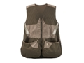Browning Men's Summit Shooting Vest Polyester