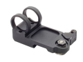 "LaRue Tactical LT606-1 Offset Picatinny Rail Flashlight Mount 1.040"" Ring Diameter Aluminum Black"