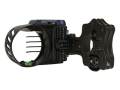 Product detail of IQ Bowsight with Retina Lock Bow Sight Aluminum Black