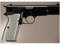 Hogue Extreme Series Grip Browning Hi-Power Aluminum Matte Clear