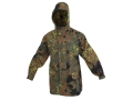 Military Surplus German Wet Weather Jacket Flectarn Camo Extra Large