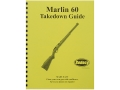 Radocy Takedown Guide &quot;Marlin 60&quot;