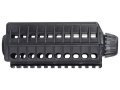 Kel-Tec Compact Forend with Picatinny Rail Kel-Tec PLR-16, PLR-22 Polymer Black