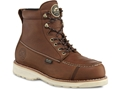 "Irish Setter 838 Wingshooter 7"" Waterproof Uninsulated Hunting Boots Leather Amber Men's"