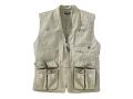 Woolrich Elite Vest Cotton Canvas