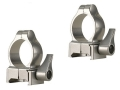 Product detail of Durasight Z-2 Alloy 1&quot; Quick Detachable Rings Weaver-Style Silver Medium