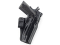 Galco N3 Inside the Waistband Holster 1911 Government Leather Black