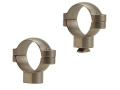 Leupold 30mm Standard Rings Silver Super-High
