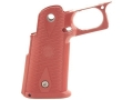 Product detail of STI Standard Grip Frame STI-2011, SVI Polymer Red