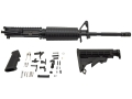 "CMMG M4 LE AR-15 Carbine Kit 5.56x45mm NATO 16"" Barrel with M4 LE Upper Assembly, Collapsible Stock Assembly, Lower Receiver Parts Kit"
