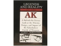 "Product detail of ""Legends and Reality of the AK: A Behind-the-Scenes Look at the History, Design, and Impact of the Kalashnikov Family of Weapons"" Book by Val Shilin and Charlie Cutshaw"