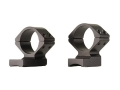 "Talley Lightweight 2-Piece Scope Mounts with Integral 1"" Rings Browning Titanium Matte Medium"