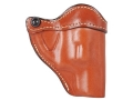 Product detail of Hunter 1125 Concealment Belt Holster Right Hand Ruger LCR Leather Brown