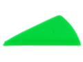 "Bohning Micro Blazer Vane Arrow Fletching 1"" Neon Green Pack of 100"