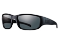 Smith Optics Elite Prospect Tactical Sunglasses Black Frames