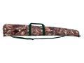 Boyt Floating Shotgun Gun Case 52&quot; with Pocket Nylon Realtree Max-4 Camo