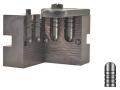 Lyman 2-Cavity Bullet Mold #358430 38 Special, 357 Magnum (358 Diameter) 195 Grain Round Nose