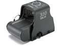EOTech XPS2-300 Blackout/Whisper Holographic Weapon Sight 68 MOA Circle with (2) 1 MOA Dots Matte CR123 Battery