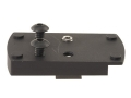 Product detail of JP Enterprises JPoint Electronic Sight Mount fits Kimber Factory Adjustable Rear Sight Cut Aluminum Matte
