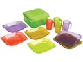 Coleman All-In-One Container Dishware Set