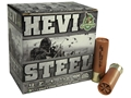 "Hevi-Shot Hevi-Steel Waterfowl Ammunition 12 Gauge 3"" 1-1/4 oz #4 Non-Toxic Shot"