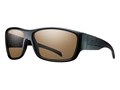 Smith Optics Elite Frontman Tactical Sunglasses Black Frames