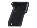 Beretta Factory Grips Beretta 21 Bobcat Polymer Black