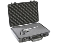 "Pelican 1470 Pistol Case with Pre-Scored Foam Insert 16"" x 11"" x 3-1/2"" Polymer Black"