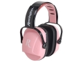 Remington MP22 Ear Muffs (NRR 22dB) Pink