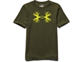 Under Armour Youth Antler Short Sleeve T-Shirt Charged Cotton