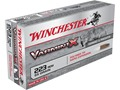 Winchester Varmint X Ammunition 223 Remington 55 Grain Polymer Tip Box of 20