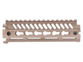 ERGO Ultra Lite S 2-Piece Drop-In KeyMod Handguard AR-15 Carbine Length Aluminum