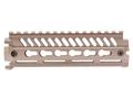 ERGO Ultra Lite S 2-Piece Drop-In KeyMod Handguard AR-15 Carbine Length Aluminum