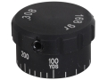 Osprey BDC Elevation Turret for Compact Rifle Scopes 308 Win 168 Grain Bullets