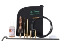 Dewey AR-15 / M-16 Rifle Field Cleaning Kit in Black Nylon Case
