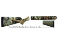 Bell and Carlson Carbelite Classic 2-Piece Rifle Stock Browning BAR Safari Mark II Standard Calibers Synthetic Olive Green with Black Spiderweb