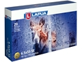Lapua Mega Ammunition 6.5x55mm Swedish Mauser 155 Grain Soft Point Box of 20