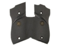Pachmayr Signature Grips with Backstrap S&amp;W 39, 439 Rubber Black