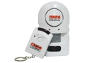 Mace PIR Alarm with Remote Home Security 105 Decibel alarm requires 4 AAA batteries not included White
