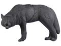 Rinehart Snarling Grey Wolf 3-D Foam Archery Target