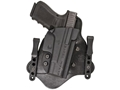 Comp-Tac MTAC Holster Inside the Waistband Holster Glock 43 Kydex Black