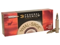 Federal Premium Vital-Shok Ammunition 223 Remington 62 Grain Trophy Bonded Tip Box of 20