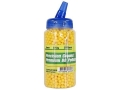 Product detail of UTG Airsoft BBs 6mm .12 Gram Yellow Bottle of 2,000