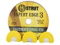 H.S. Strut Expert Edge Diaphragm Turkey Call Pack of 3