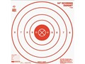 "Crosman 14"" Visible Impact Range Target Package of 3"